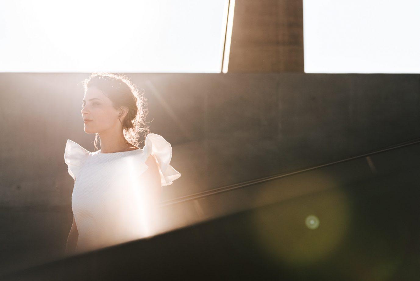 Clémentine Iacono - Créatrice de robes de mariée sur-mesure à Lyon