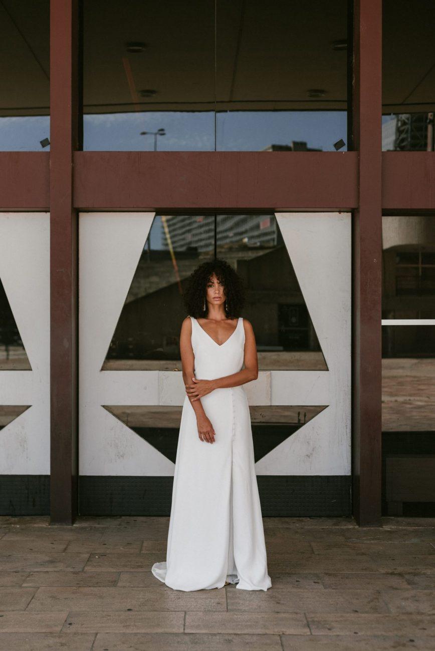 Clémentine Iacono - Créatrice de robes de mariée sur-mesure à Lyon - Chloé